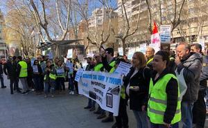 La huelga de informáticos bloquea los centros sanitarios durante hora y media