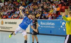 Dani Pérez, una temporada más con el Recoletas Atlético Valladolid
