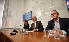 La Diputación impulsa un proyecto para llevar internet de alta velocidad a todos los Ayuntamientos de Salamanca