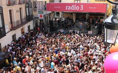 El Ayuntamiento de Aranda sopesa prohibir el uso de la Plaza del Trigo para los conciertos de Sonorama