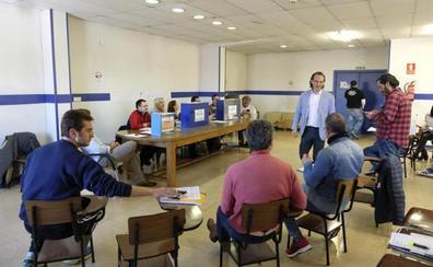 La alta participación desplaza a CCOO en las elecciones sindicales de Auvasa en Valladolid