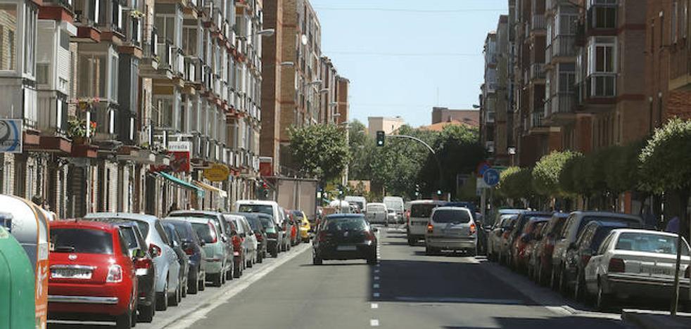 Detenido en Valladolid por amenazar con un cuchillo a un ciclista que circulaba por la acera