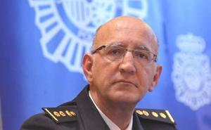 El comisario Juan José Campesino, nuevo jefe superior de Policía de Castilla y León