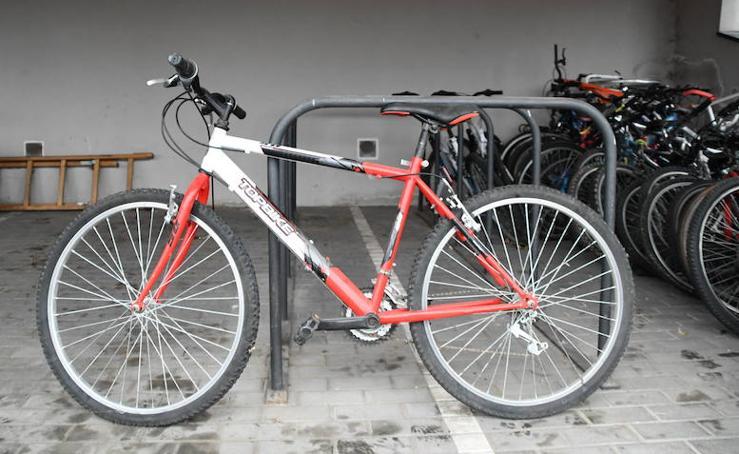 ¿Es tuya alguna de estas bicicletas?