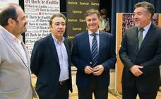Inauguración de la exposición «Un año en imágenes» de El Norte de Castilla en Ortigosa del Monte
