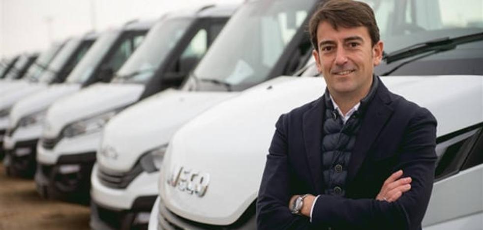 José Manuel Jaquotot, nuevo director de la planta de Iveco en Valladolid