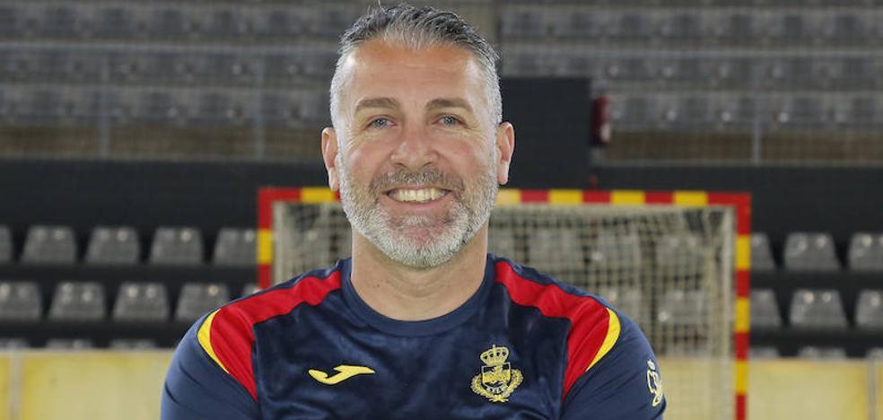 Carlos Viver: «Espero que el pabellón esté igual de precioso que en el torneo masculino»