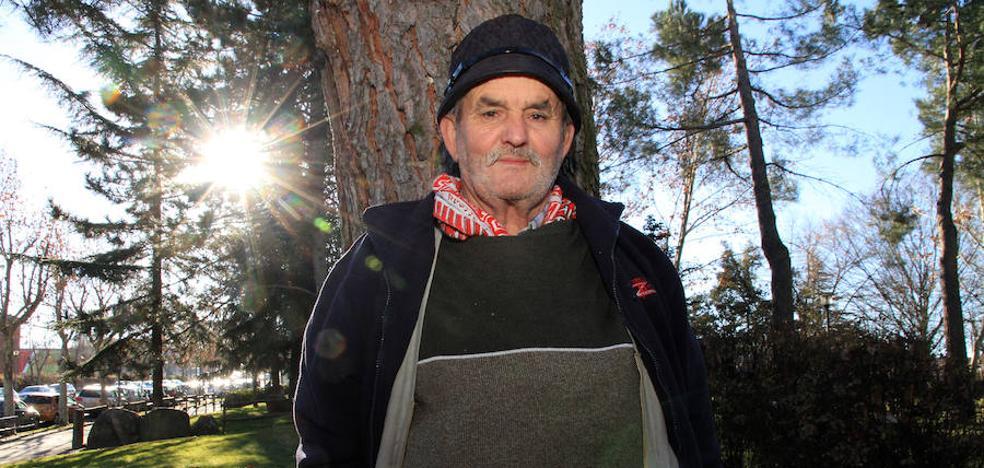 El famoso pastor segoviano Pedro Sanz predice el tiempo en Semana Santa con sus cabañuelas