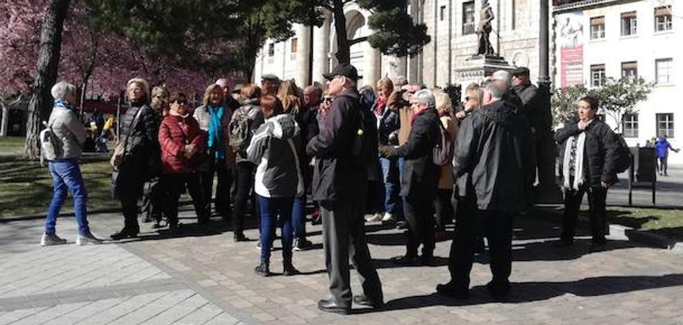 La mayoría de los turistas que visitan Valladolid elige irse de tapas para comer