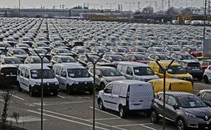 Más de la mitad de las ventas de Renault en el Reino Unido son Mégane, Captur y Kadjar