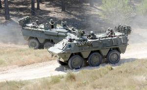 El Gobierno declara de interés para la Defensa Nacional la base de El Empecinado en Santovenia