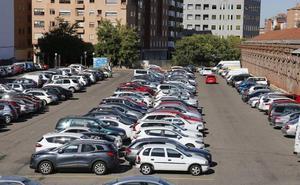 El Ayuntamiento de Palencia gestionará otros 15 años los aparcamientos de Pequeña y Jardinillos