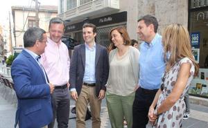 Miguel Ángel Paniagua se confirma como segundo en la lista del PP por Palencia al Congreso