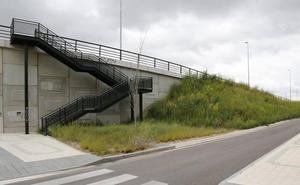 La adecuación del entorno de Los Tres Pasos de Palencia comenzará el lunes