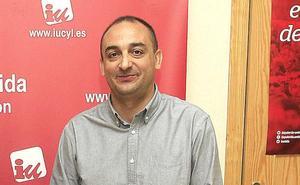 Pedro Solaeta encabeza una lista de doce candidatos a la Alcaldía de Palencia por Ganemos