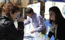Palencia se implica en el Día Mundial del Agua