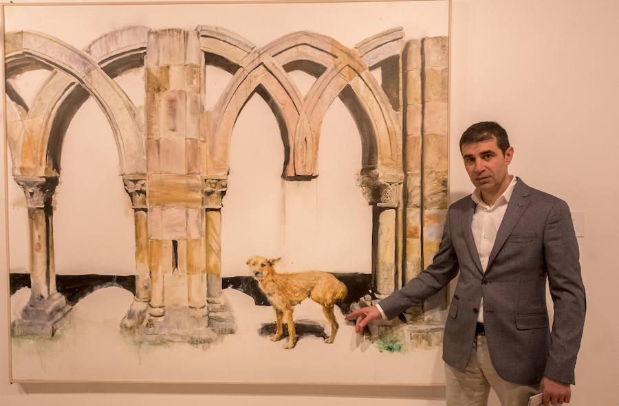 Yordanov acerca el arte clásico a «los valores de plástico» con 'Realismo clástico. El Rey Desnudo' en Valladolid