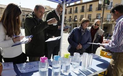 Cada palentino gasta al día 23 litros más de agua que la media nacional