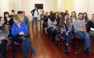 La Diputación de Segovia amplía a doce las becas de formación que oferta a universitarios
