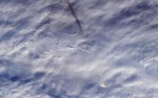 La Nasa difunde fotos del gran meteorito que nadie vio