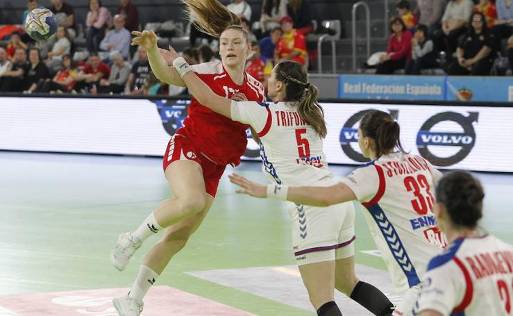 Serbia 31 - 21 Suiza