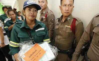 Tailandia vota con tantas ganas como dudas