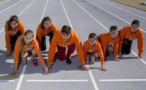 Una saga en torno al atletismo