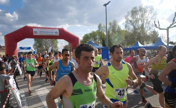 Carrera popular en Pedrajas (1/4)