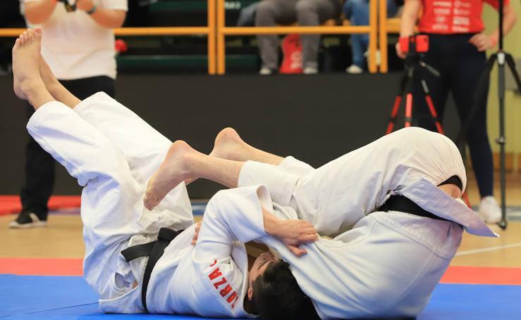 VI Torneo Doryoku de judo en Salamanca (2/3)
