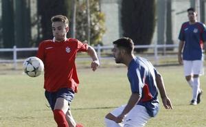El Castilla Palencia da su mejor versión ante el Venta de Baños