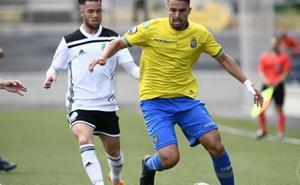 El Salamanca CF resiste al filial de Las Palmas y logra un punto para mantener las distancias (0-0)
