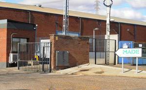 Un auto judicial adjudica este lunes la planta de Made en Medina del Campo a Imedexsa