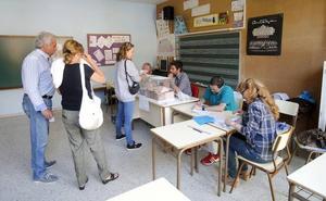 El PSOE recorta distancias y podría arrebatar al PP el segundo diputado en Palencia