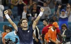 Ferrer gana a Zverev y pasa a la tercera ronda