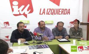 Izquierda Unida Ávila y EQUO concurrirán en coalición a las elecciones municipales