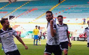 El Salamanca CF quiere alejarse más del peligro