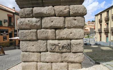 Las Ciudades Patrimonio prefieren concienciar frente al vandalismo que castigarlo
