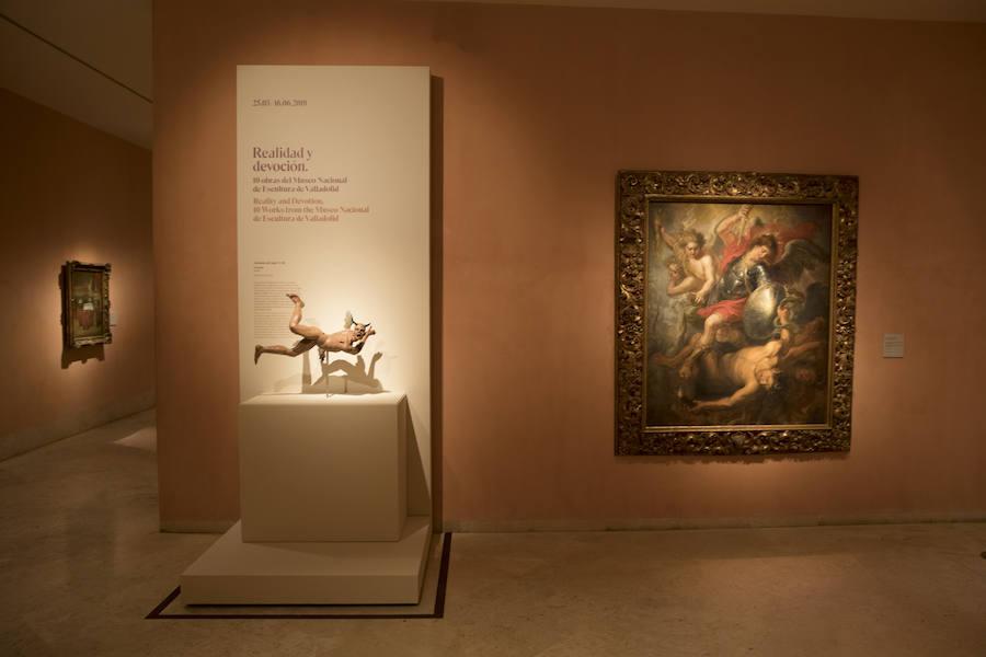 Diez obras del Museo de Escultura protagonizan en Madrid una muestra en el Thyssen- Bornemisza