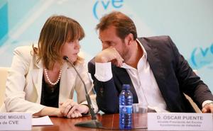 Óscar Puente: «Ciudadanos no es el mejor lugar para arrimarse en este momento»