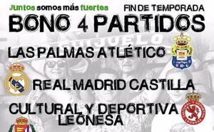 El CD Guijuelo lanza una oferta para los cuatro partidos de casa por 40 euros y otra para viajar también fuera