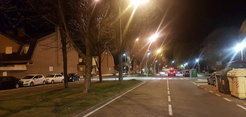 Heridos un hombre y una mujer de 86 años al sufrir un atropello en Palencia