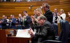 Herrera se despide de las Cortes: «Lo mejor en Castilla y León está por llegar»