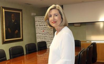 La directora financiera de El Norte, Mayte Zamorano, mejor directiva del año en su área