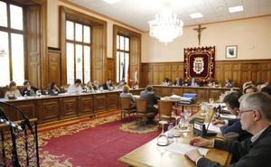 La oposición frena otra vez la política presupuestaria del Ayuntamiento de Palencia