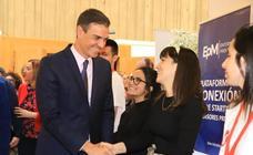 Pedro Sánchez visita Salamanca