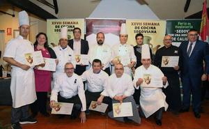 La propuesta gastronómica de Segovia se pone de largo en sus días especiales
