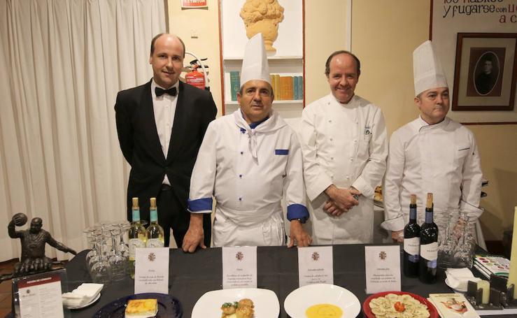 Inauguración de la Semana de Cocina de Segovia