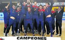El juvenil del BM Nava ya tiene rivales para el sector del campeonato de España