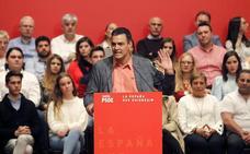 Pedro Sánchez defiende que el 28 de abril se elegirá entre un país que avance o que retroceda