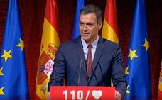 Sánchez recupera las medidas sociales de su anterior programa y obvia la crisis catalana